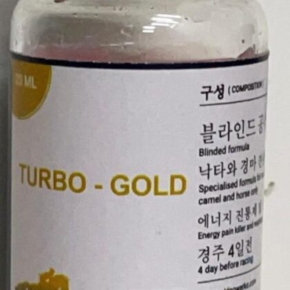 TURBO GOLD injection